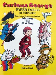 Curious George Paper Dolls Dover http://www.amazon.com/dp/B005F0WV20/ref=cm_sw_r_pi_dp_aDW.ub0SKZ6AB