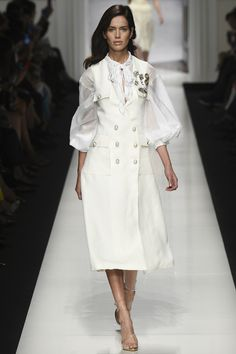 Ermanno Scervino - Spring 2017 Ready-to-Wear