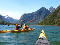 Sea kayaking near Pumalin Park with Adventure Life. http://www.adventure-life.com/tours/pumalin-park-by-sea-kayak-1799/