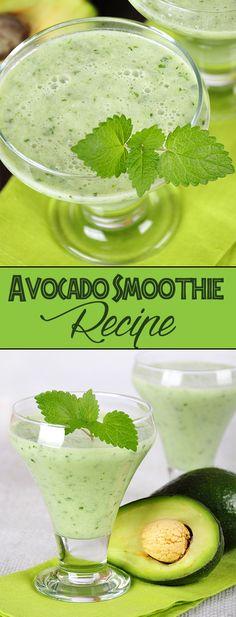 Avocado | Smoothie | Tasty Recipes | Food Blog