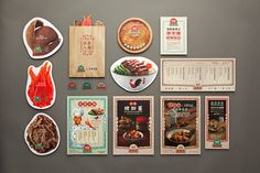 In celebration of our renowned Cantonese restaurant Tsui Hang Village's birthday, a promotional campaign with a nostalgic feel is created to take foodies on a trip down memory lane. From the logo to the gift voucher to the dim sum menu, the campaign … Homemade Anniversary Gifts, Anniversary Gifts For Couples, Anniversary Ideas, Chinese Branding, Packaging Design, Branding Design, Chinese Menu, Ancient Chinese Architecture, Homemade Wedding Gifts