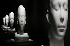 spanish artist jaume plensa presents 'together', a major exhibition of new works, to the venice art biennale 2015.
