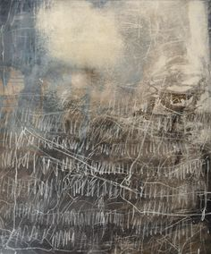 173 | Iris Lehnhardt 2015. Mischtechnik. 100x120 cm