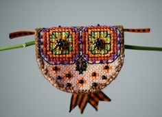 Owl by Just Nan