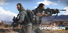 Ghost Recon Wildlands #GhostReconWildlands #shooter #GhostRecon #ubisoft #Games #Videogames #TomClancys #Wildlands