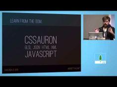 CascadiaJS 2013 - Chris Dickinson - My Little Parser: Tooling is Magic