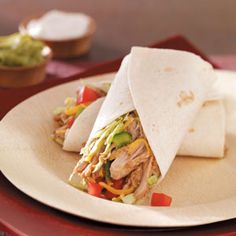 Burrito Recipes from tasteofhome.com
