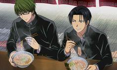 "screenshots from ""Kuroko Mirai E No Kizuna"" 3DS game"