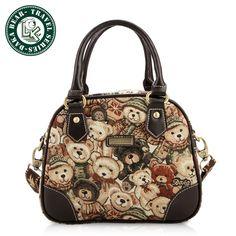 DAKA BEAR Women Handbags Brand Fashion Bags Sports Shoulder Bag Clutch Tote Bags Work Bags