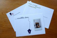 My wedding guestcard designs