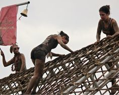 How to Survive Your First Obstacle Race!