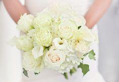 Romantic Hydrangea Bouquets | blog.theknot.com