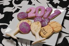 new years eve desserts - Google Search