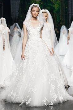 Elie Saab Elie Saab, 2013 Wedding Dresses || Colin Cowie Weddings