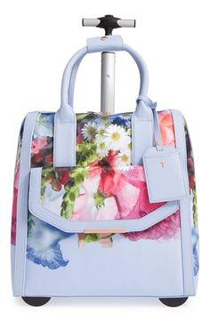 Ted Baker London 'Vickey Floral Focus' Travel Bag