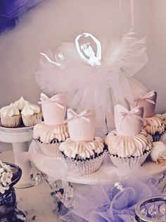 Bailarinas. Birthday Party Ideas | Photo 1 of 11