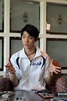 羽生18年平昌五輪を区切りに「プロをやろう」