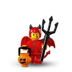 LEGO Series 16 Minifigure: Cute Little Devil