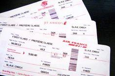DIY // passport to fun | P A S S P O R T * T O * F U N | Ticket