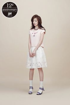 Secret Sun Hwa - Vogue Girl Magazine March Issue '14