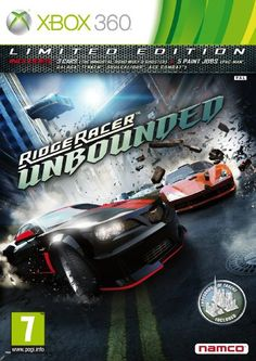 Ridge Racer Unbounded  Limited Edition Xbox 360 ** Visit the image link more details. Note:It is Affiliate Link to Amazon.