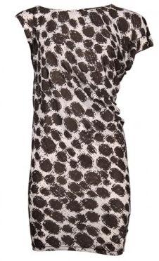 Jurk Rachelle Jersey Creme | Dresses Only