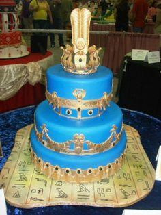 Easy Egyption Cakes