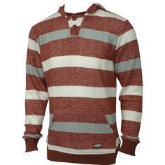 Billabong Mens Sweatshirt Daily Henley Port