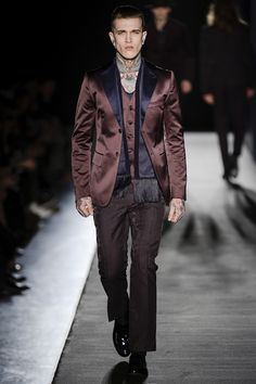 Diesel Black Gold | Fall 2013 Menswear Collection | Style.com
