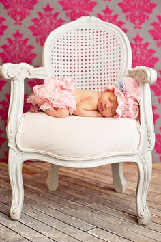 Adorable frilly knick knicks and matching hat