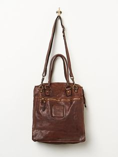 Campomaggi Piero Leather Tote at Free People Clothing Boutique