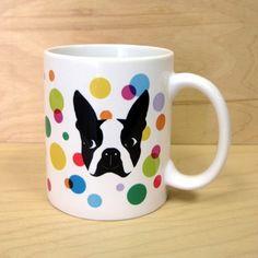 a fantastic dog mug from rock scissor paper