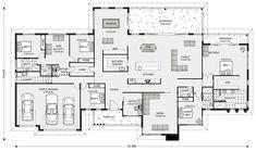 O Tenzing - Apartamento Luxury Homes em Westminster Dream Home Design, Modern House Design, Dream House Plans, House Floor Plans, Custom Home Designs, Custom Homes, Facade House, House Layouts, Somerset