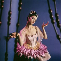 "New York City Ballet - ""Bugaku"" with Suzanne Farrell, choreography by George Balanchine (New York)"