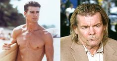 Jan-Michael Vincent- best known for his role as helicopter pilot Stringfellow Hawke on the television series Airwolf.