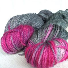 A new yarn base and a new colourway for a very special project. Can't wait to show you all of these.