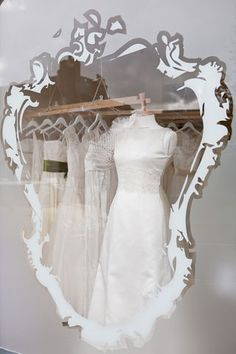 Vintage Bride; Froufrou Bridal Boutique (BridesMagazine.co.uk)