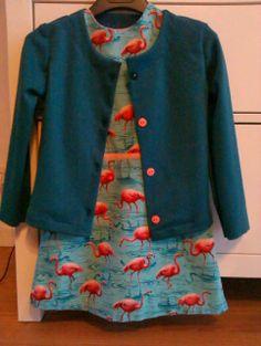 STAPPENPLAN: vestje Elise uit zelfgemaakte kleertjes 2
