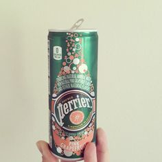 Perrier Pink Grapefruit
