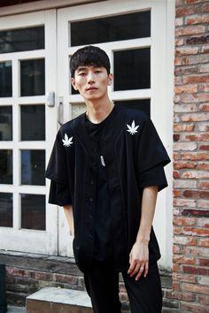 Choi Yong Hyun wearing Stoned & Co