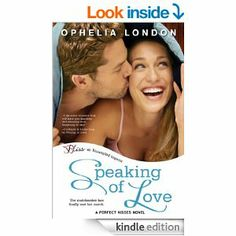 Speaking of Love: A Perfect Kisses Novel by Ophelia London http://www.amazon.com/Speaking-Love-Perfect-Kisses-Entangled-ebook/dp/B00BFQDFZA