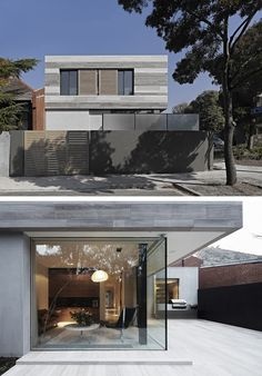 AUSTRALIA. Melbourne. Architect: b.e. Architecture. Project Name: Cassell Street House 2012. www.bearchitecture.com
