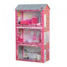 Plaza Dolls House. Available at Kids Mega Mart online Shop Australia