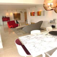 Proyecto de Rafael Anselmi VS,  apartamento Monacada-Barros