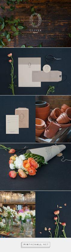Oliver Dogwood Branding by The McQuades   Fivestar Branding – Design and Branding Agency & Inspiration Gallery