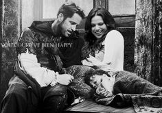 Gina, Robin & Roland's Happy Ending <3•** - Once Upon A Time Fan ...