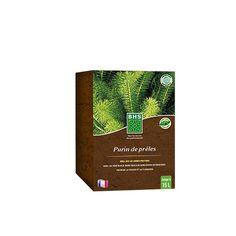 Purin de prêle 1,5 L Le purin de prêle aide la plante à faire face aux agressions extérieures et notamment les maladies causées par les champignons.