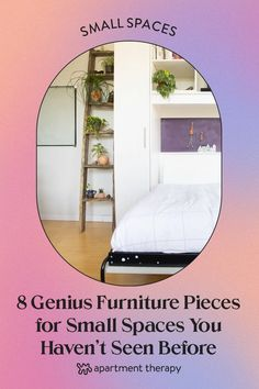 I uncovered some amazing small-space finds that make the most use of every inch. Here are eight of my favorites: Small Space Bedroom, Small Space Office, Small Space Storage, Small Space Kitchen, Small Space Organization, Small Laundry Rooms, Small Space Living, Best Storage Beds, Storage Chair