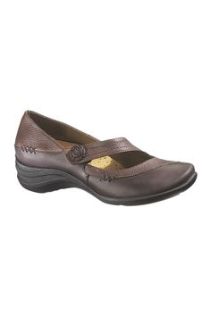 Hush Puppies Trope Shoes In Coffee Bean Leather - $69.99 http://www.beyondtherack.com/member/invite/B4736765
