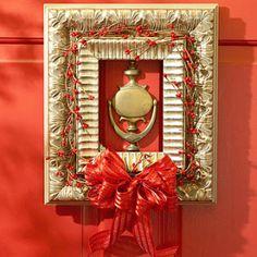 OS MELHORES ARTESANATOS: Idéias para decoração de Natal